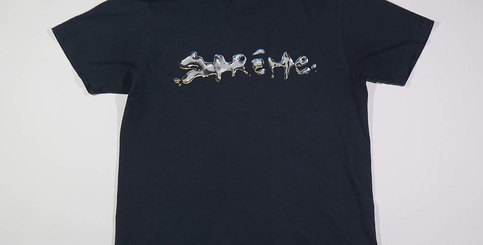 Supreme Chrome Logo T-Shirt