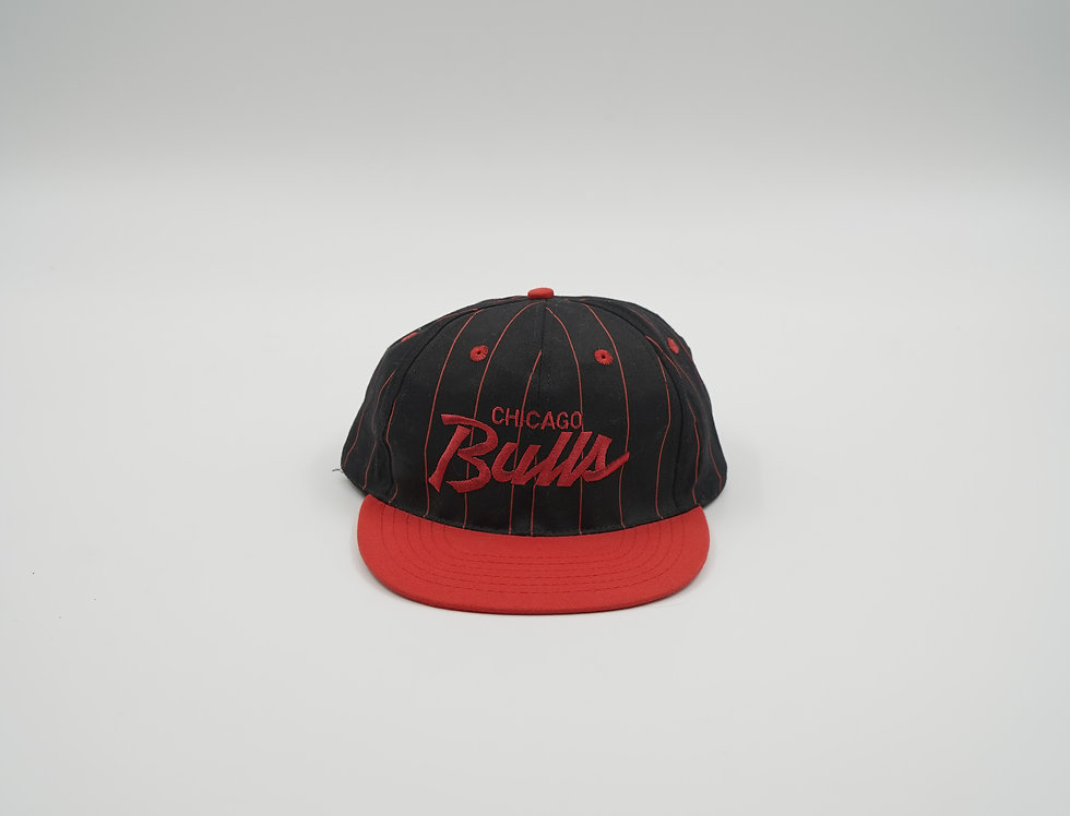 Chicago Bulls Striped Hat