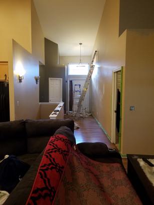 Foyer Walls