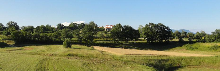 The Bellani Farm in Istria, Croatia