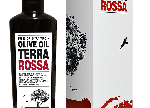 TERRA ROSSA Extra Natives BIO-Olivenöl