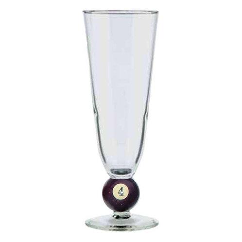 12 ounce Pilsner Billiard Glass No. 4 [r-4]