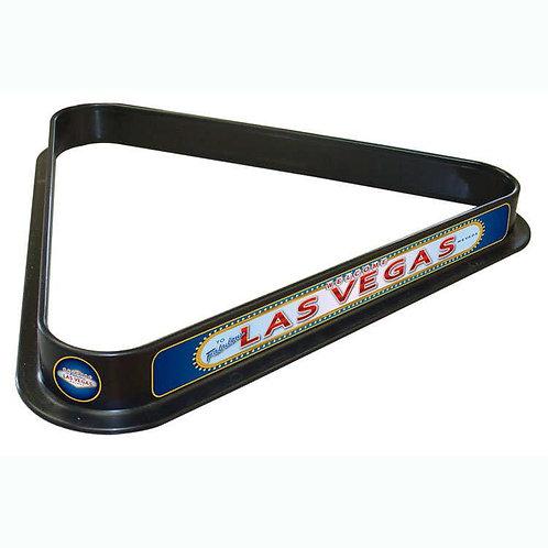 Las Vegas Billiard Ball Triangle Rack [000]