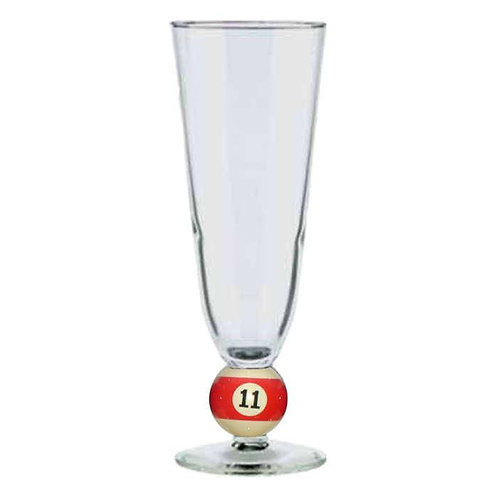 12 ounce Pilsner Billiard Glass No. 11 [r11]