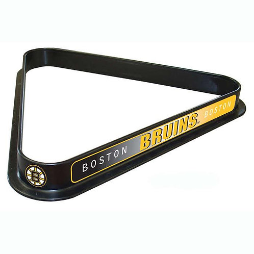NHL Boston Bruins Billiard Ball Triangle Rack [-BB