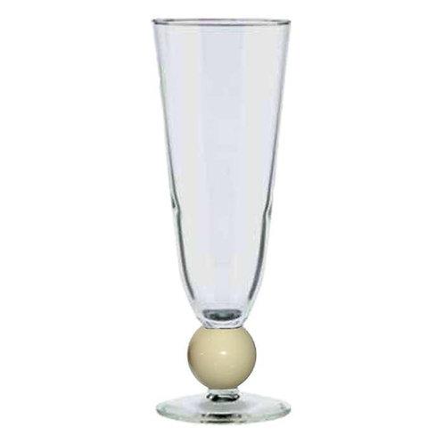 12 oz. Pilsner Billiard Glass Cue Ball [cue]