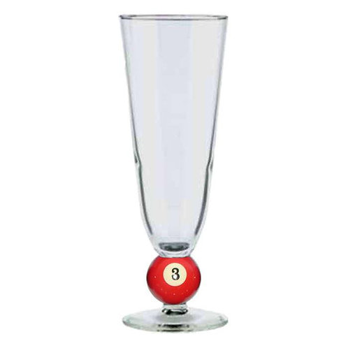 12 ounce Pilsner Billiard Glass No. 3 [r-3]