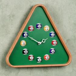 Billiard Clocks