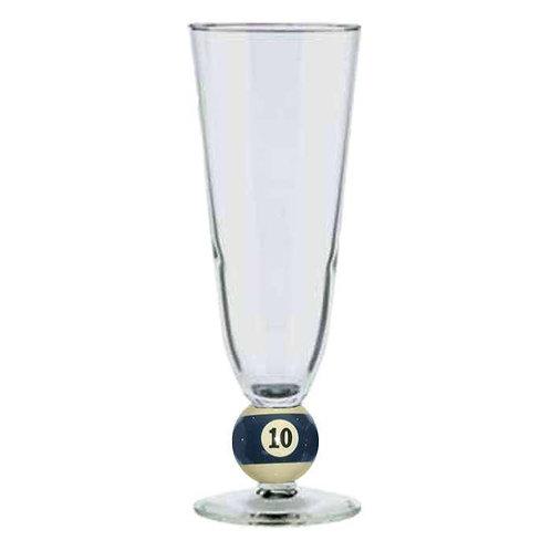 12 ounce Pilsner Billiard Glass No. 10 [r10]