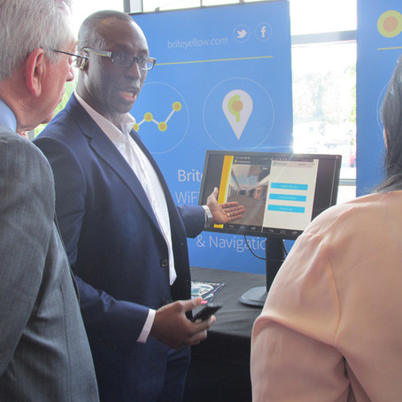 National expo focus for 'indoor GPS' platform