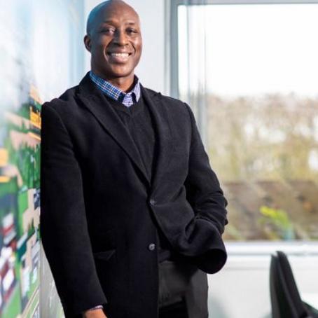 Briteyellow CEO Fredi is in the spotlight