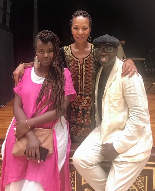 Somi, Lisa Simone & Peter