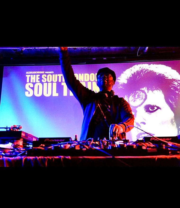 Soul Train Residency