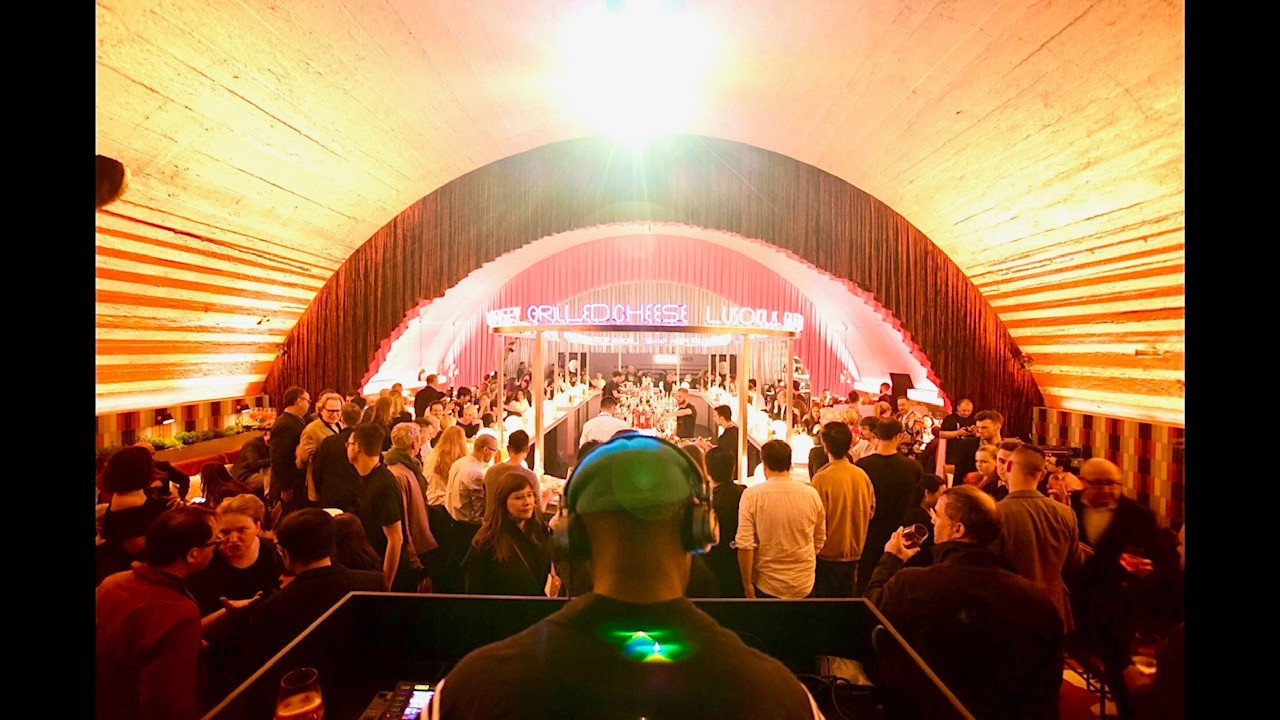 DJ set for grand opening of 'The Diner'