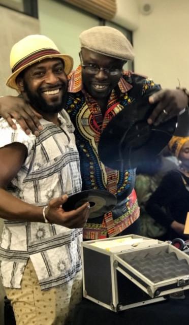 Volta 45 & AJ Kwame