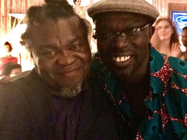 Yinka Shonibare & Peter