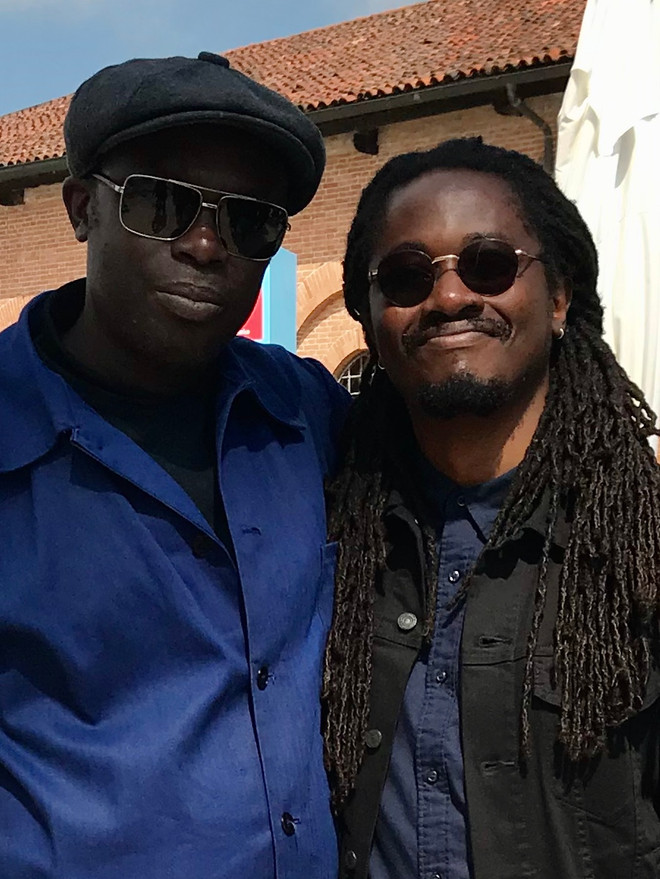 Peter & Larry Achiampong