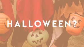 Should Christians celebrate Halloween? 🎃