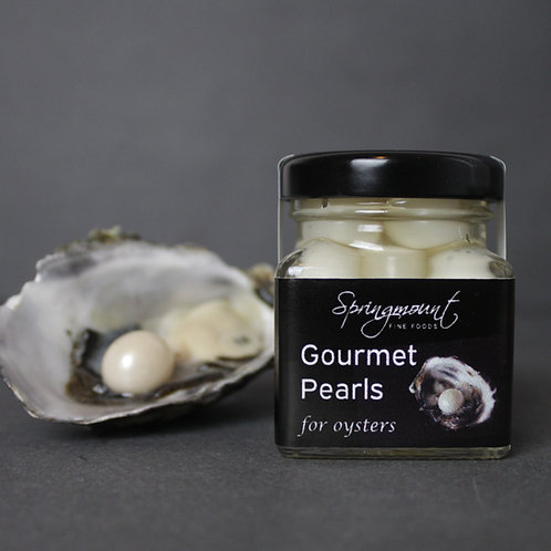 Gourmet Pearls for Oysters