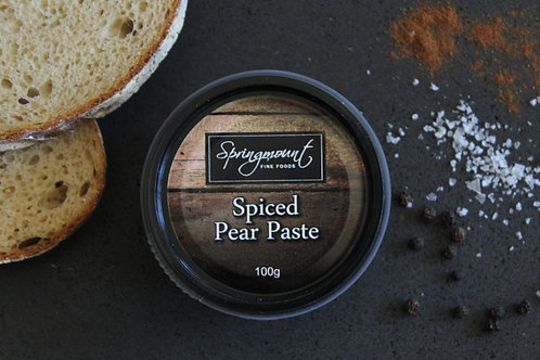 Spiced Pear Paste 100g