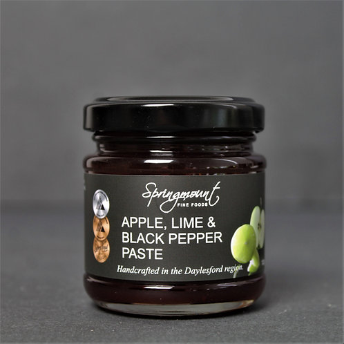 Apple Lime & Black Pepper Paste 120g