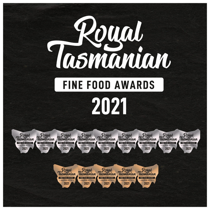 Clean sweep at Tasmanian Fine Food Awards