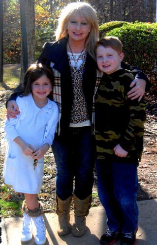 Tami  McKinney Lodge and kids.jpg