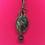 Thumbnail: Wire Wrapped Gemstone - Labradorite & Smokey Quartz Dangle