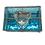 Thumbnail: Stained Glass - Jewelry Box - Heart Aqua