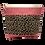 Thumbnail: Zippered Bag (Medium) - Dusty Roses