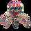 Thumbnail: Origami Octopus - Multi-Colored