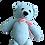 Thumbnail: Pastel Colored Teddy Bear