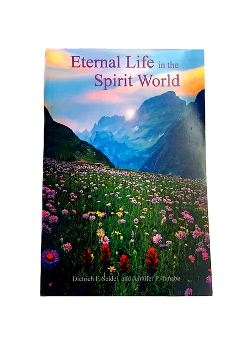 Eternal Life in the Spirit World by Jennifer P. Tanabe
