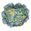 Thumbnail: Drawstring Pouch (Medium) - Summer Flowers (B)