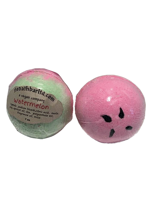 Bath Bomb Watermelon