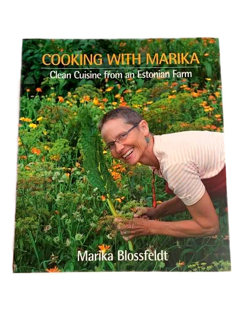 Cooking With Marika
