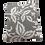 Thumbnail: Tea Caddy - White Large Flowers