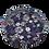 Thumbnail: Drawstring Pouches (Set of Three) - Purple Delight