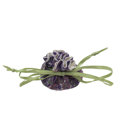 Drawstring Pouch (Small) - Lavender Delight (G)