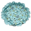 Thumbnail: Drawstring Pouches (Set of Three) - Flower Power