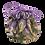 Thumbnail: Drawstring Pouch (Medium) - Big Flowers