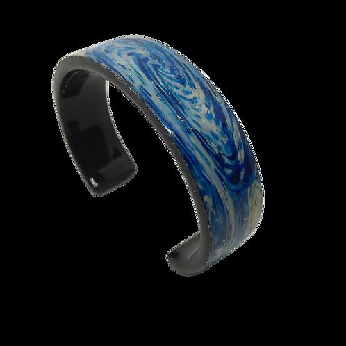 Nano Cuff Bracelet - Van Gogh Starry Night