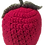 Thumbnail: Child's Red Apple Hat