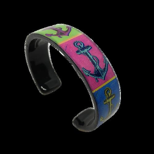 Nano Cuff Bracelet - AW Anchor