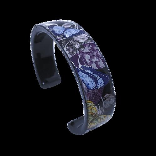 Nano Cuff Bracelet - Blue Butterfly