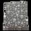 Thumbnail: Tea Caddy - Gray Flowers