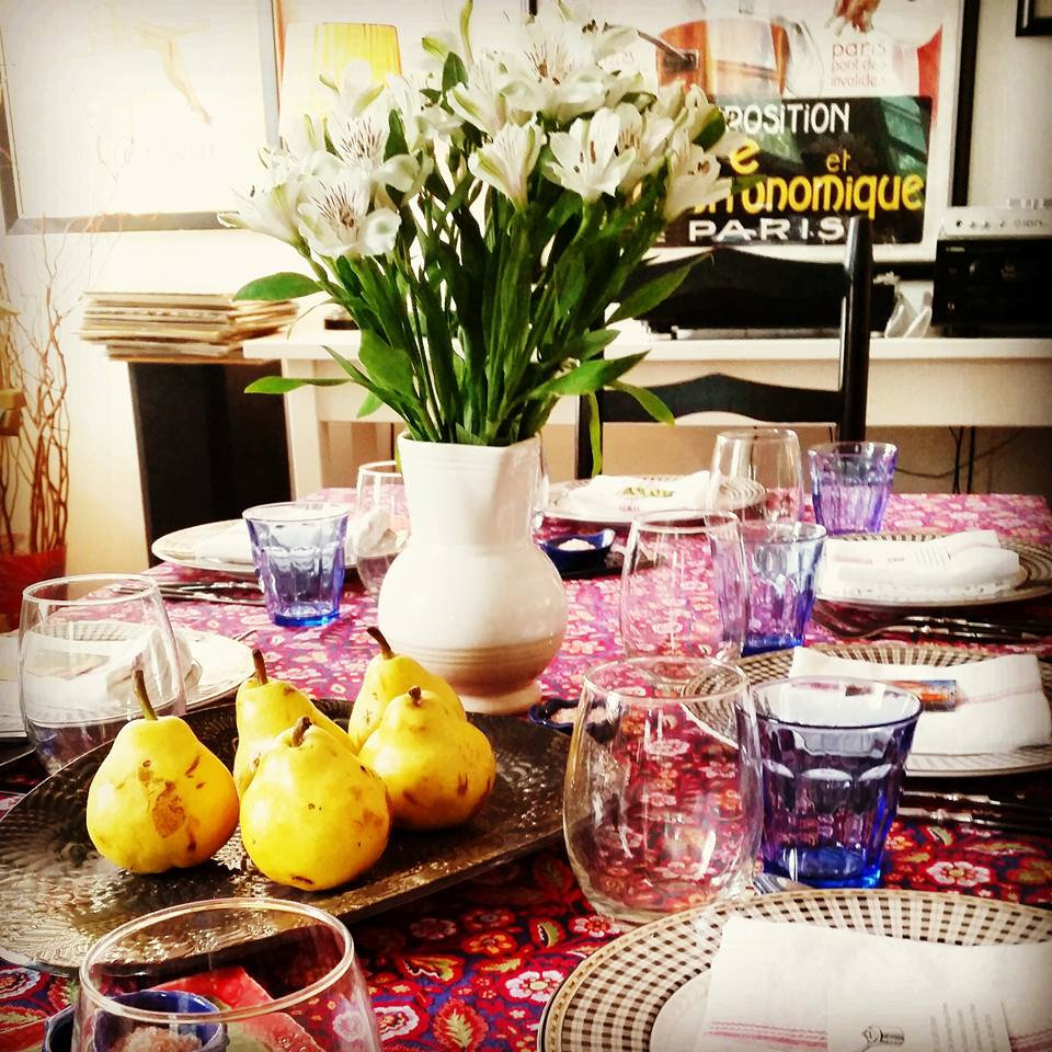 Pop-Up Dinner In Your Home
