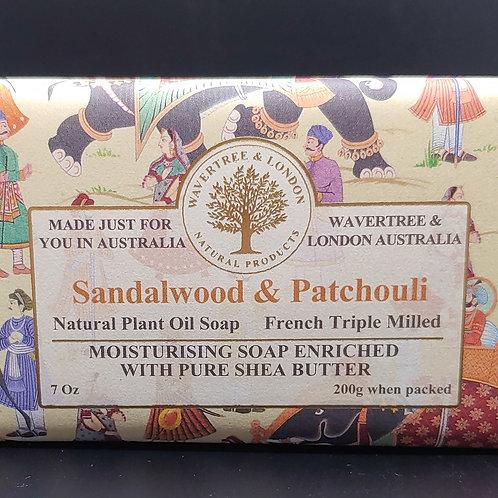 Wavertree Sandalwood & Patchouli