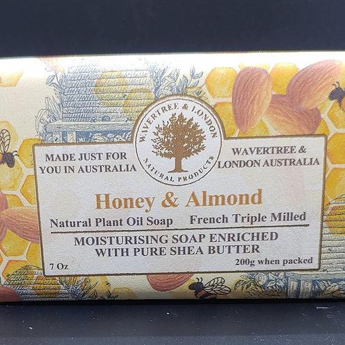 Wavertree Honey & Almond