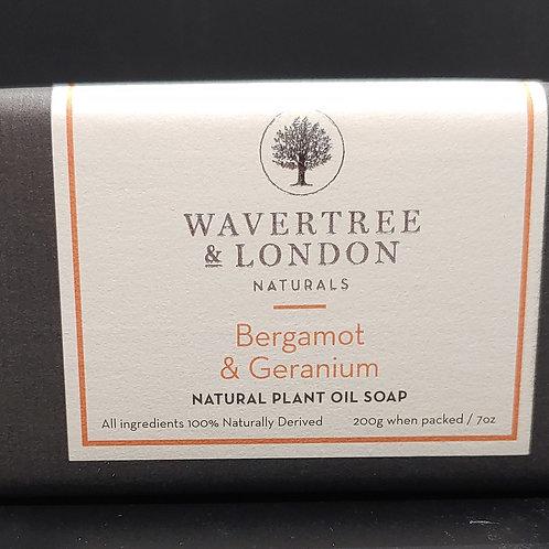 Wavertree Essentials Bergamot & Geranium